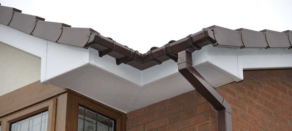 recent project replacing fascias and soffits in rochdale