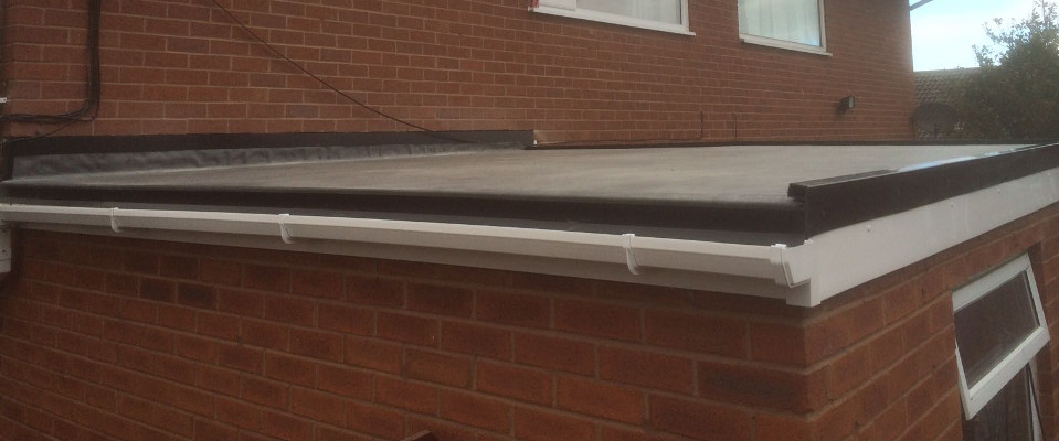 recent work carried out for flat roofing in rochdale
