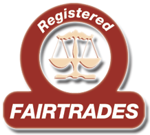 registered with fairtrades