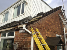local roofer in Bury